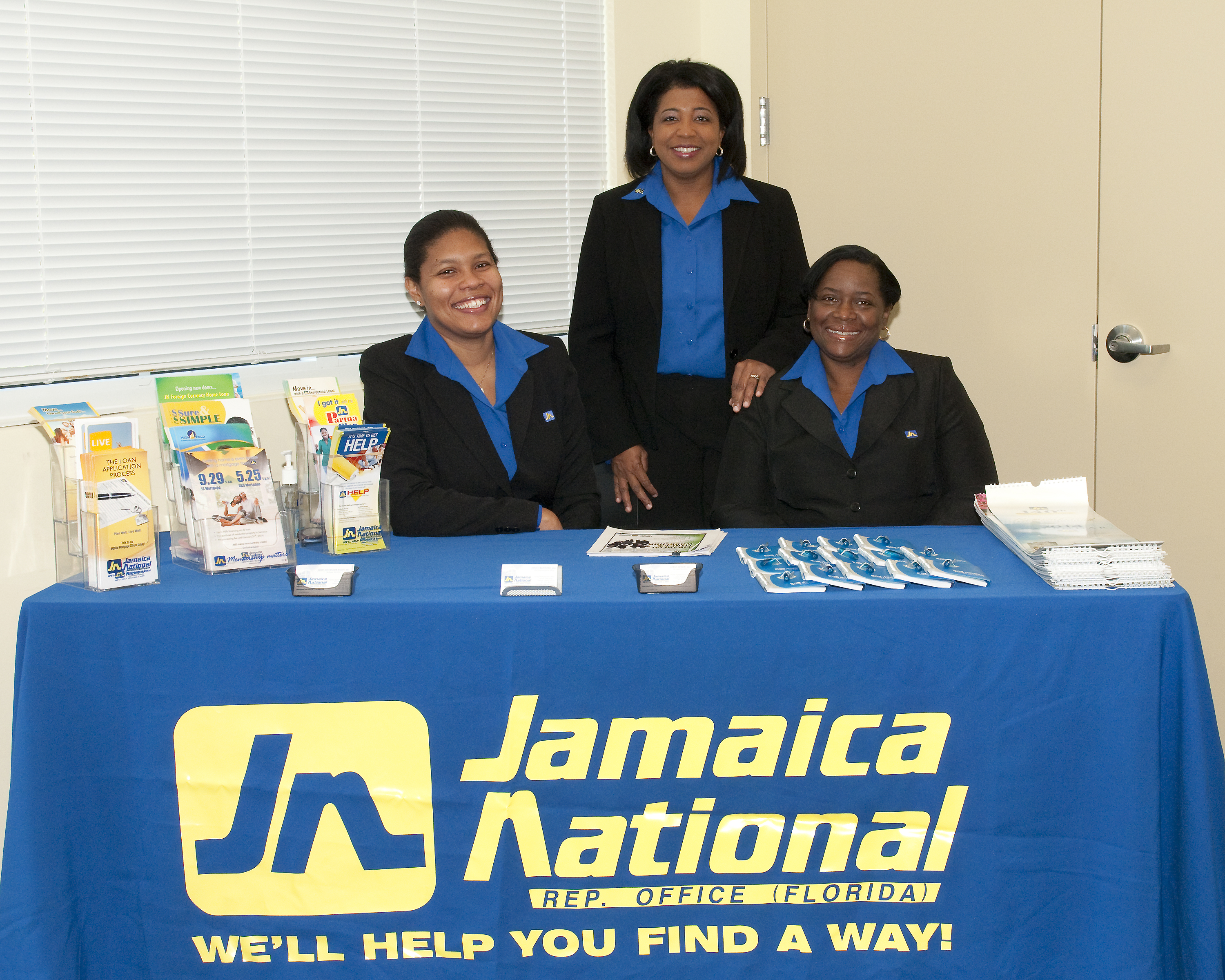 jamaica national building society to sponsor true blue weekend