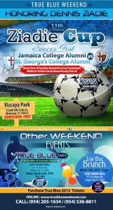 True Blue Weekend