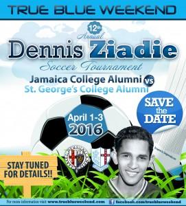 True Blue Weekend 2016